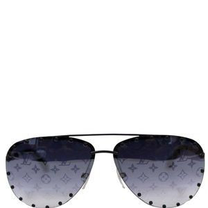 LOUIS VUITTON MONOGRAM THE PARTY AVIATOR SUNGLASS